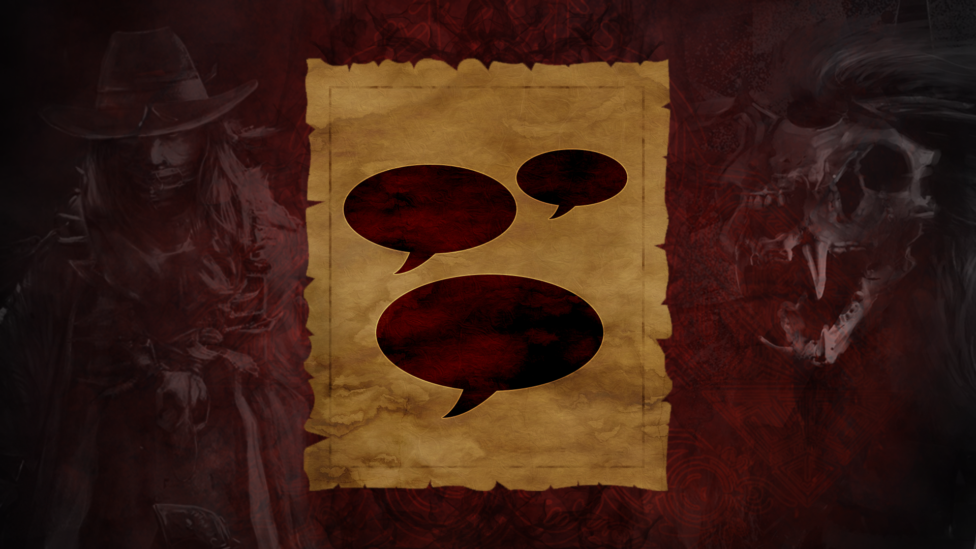 Icon for Talkative for a Dead Man