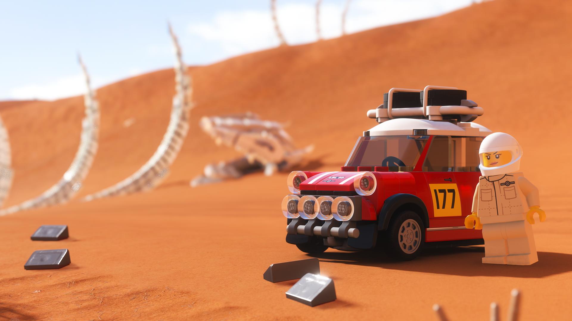 Icon for LEGO Valley Tour