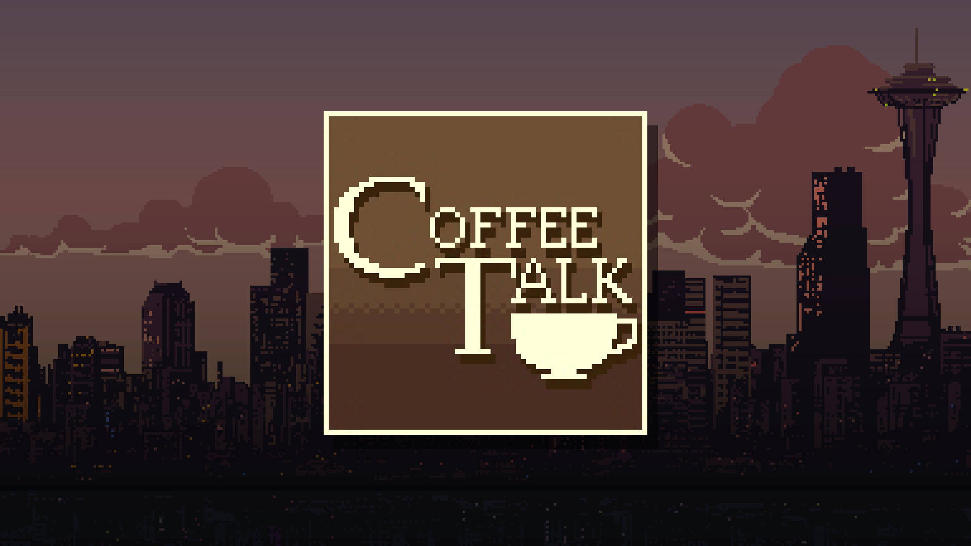 Welcome to Coffee Talk