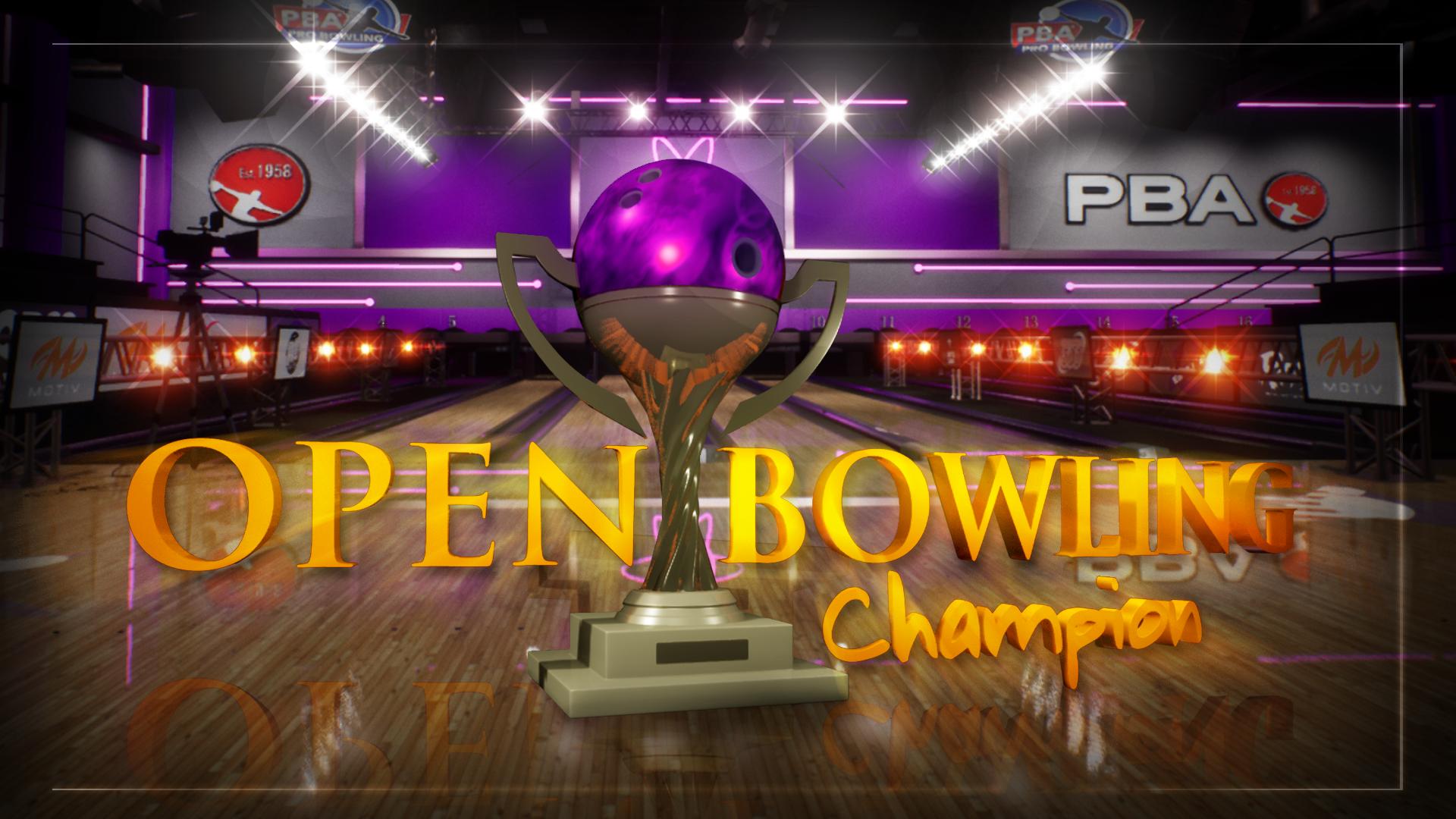 Open Bowling Champion