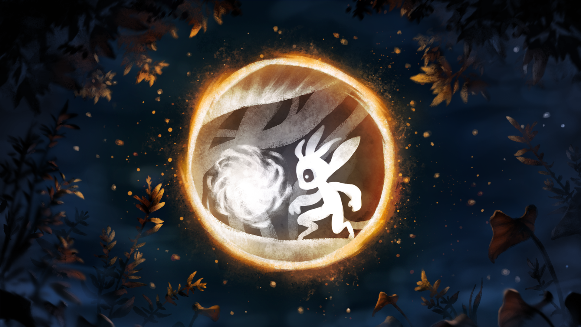 So many secrets achievement for Ori and the Blind Forest on Nintendo Switch
