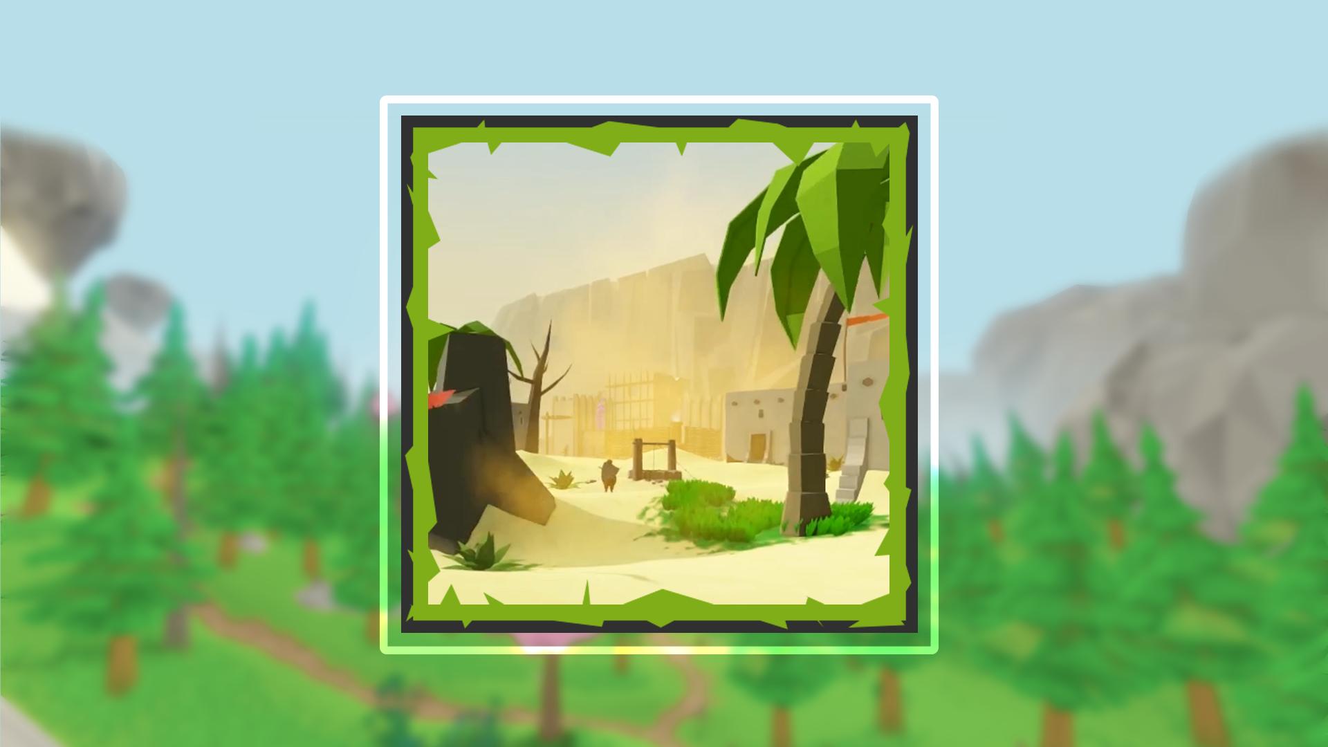 Maaki Desert achievement for Windscape on Xbox One