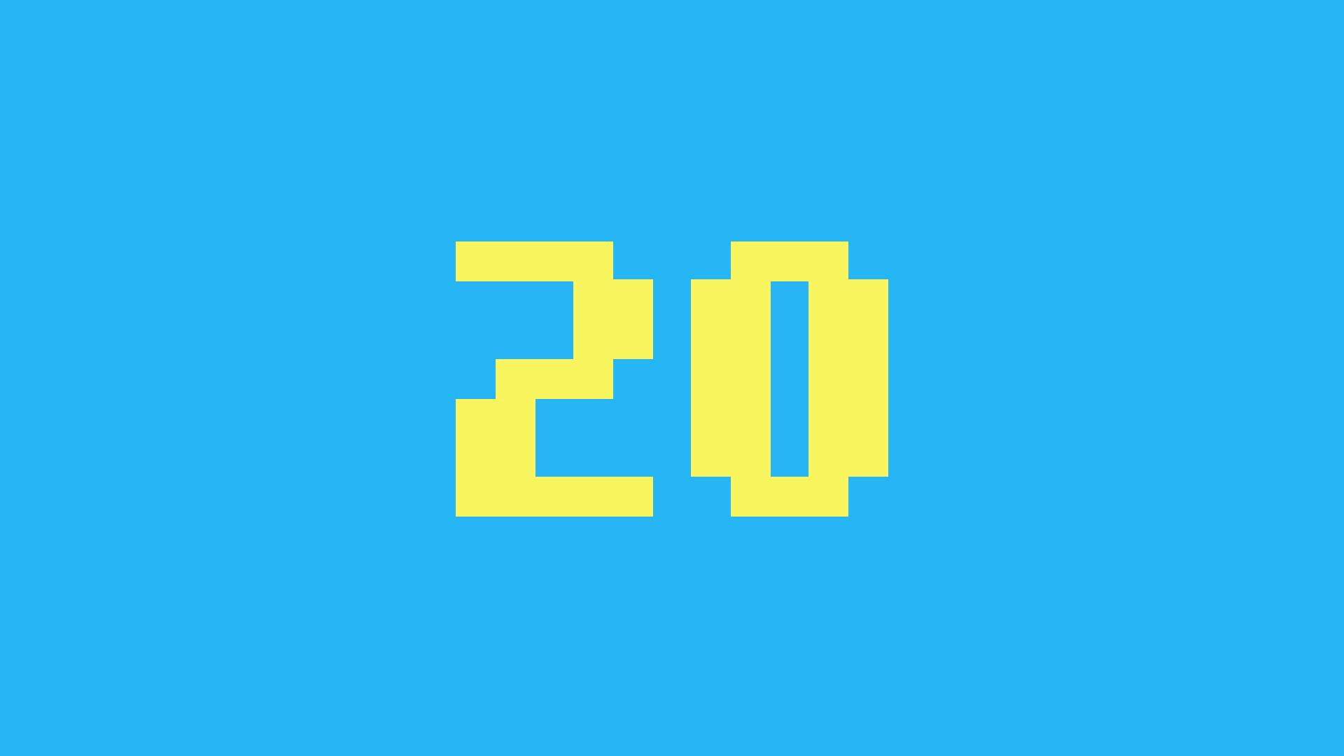 Level 20!