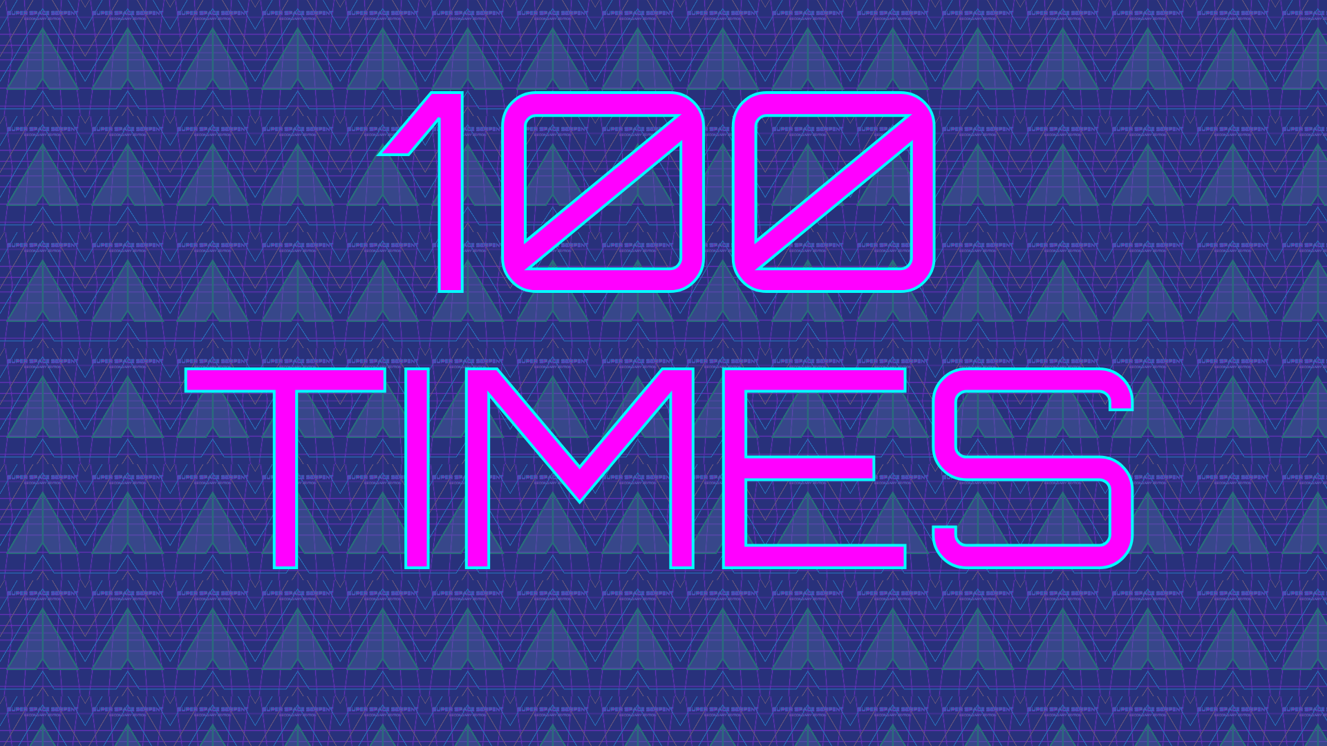 Icon for Played 100 times