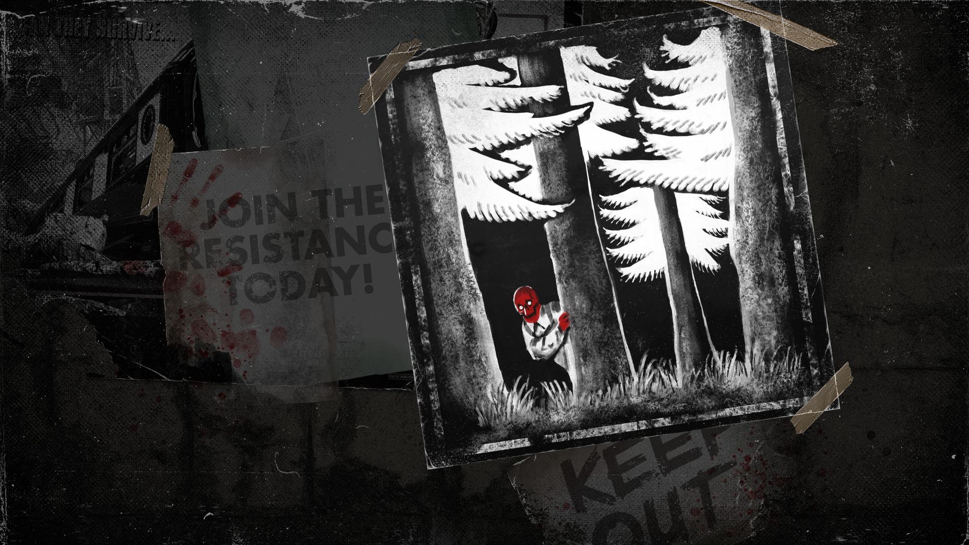 Icon for In the dark dark woods...