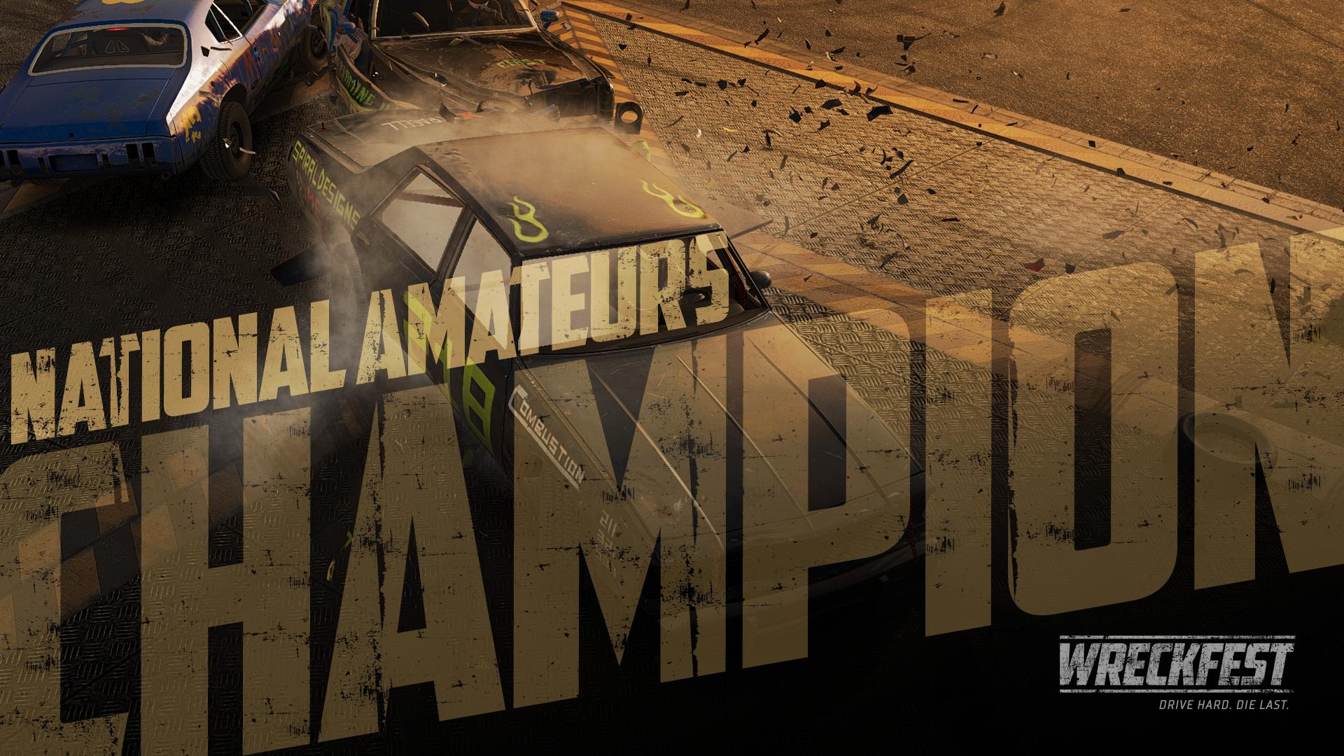 National Amateurs Champion