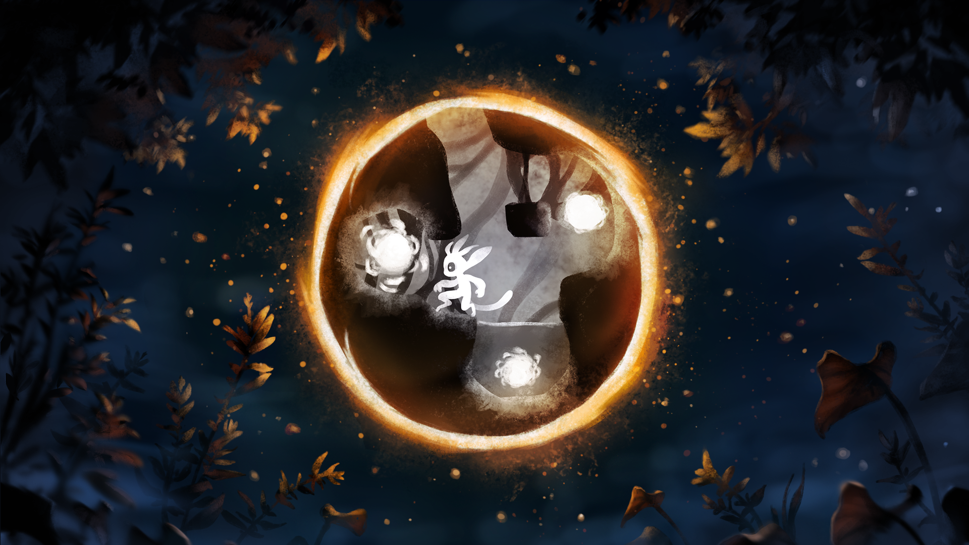 No stone unturned achievement for Ori and the Blind Forest on Nintendo Switch