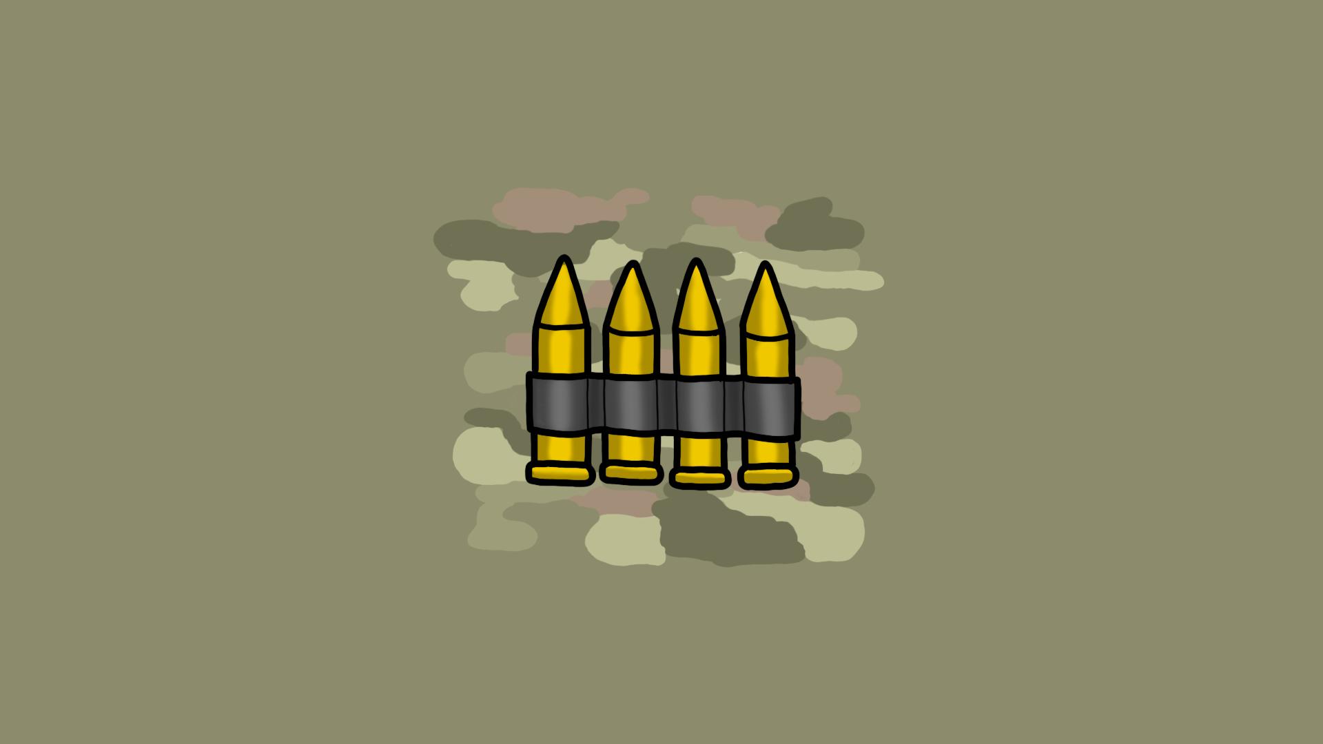 Heavy ammo