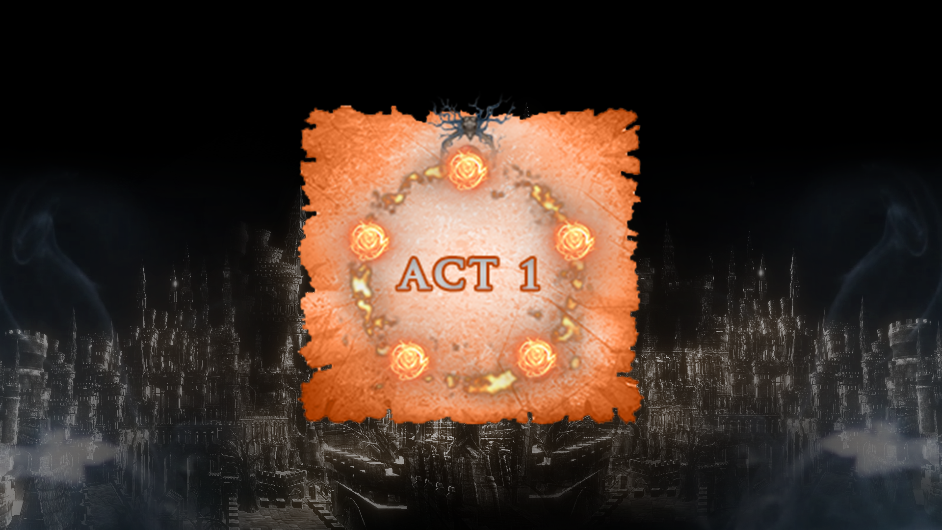 Icon for Act 1 Hard 5 Star
