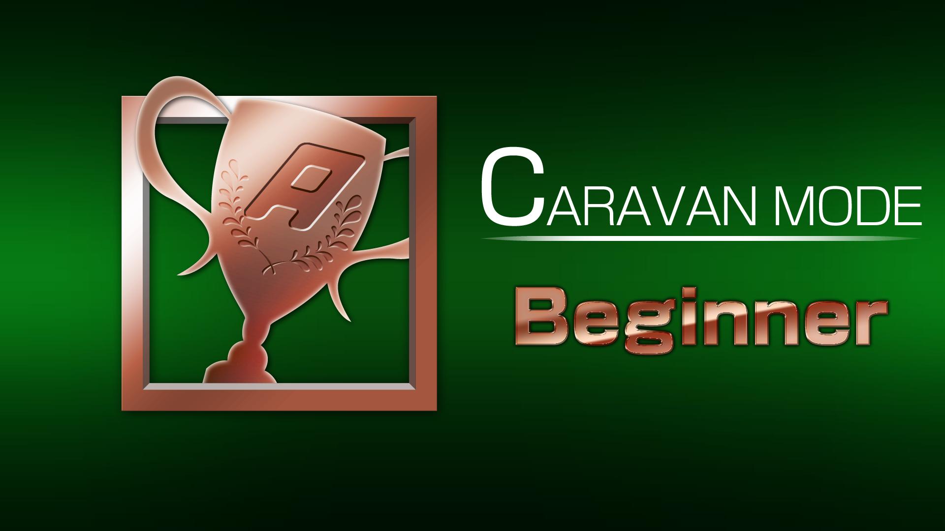 Icon for CARAVAN MODE 1 win(s)