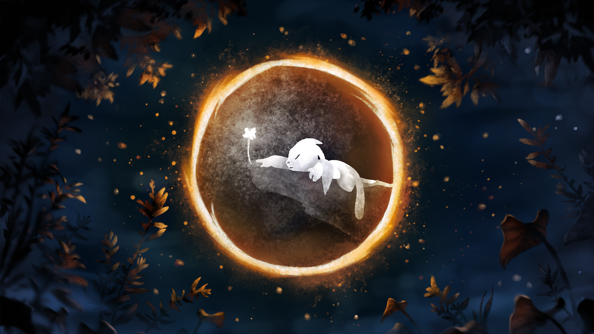The Journey Begins achievement for Ori and the Blind Forest on Nintendo Switch
