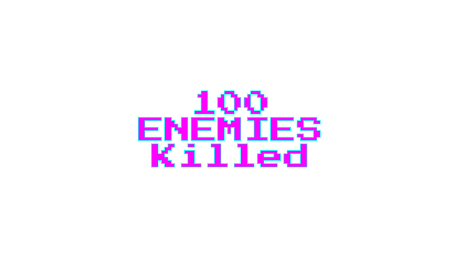 Icon for 100 Kill's