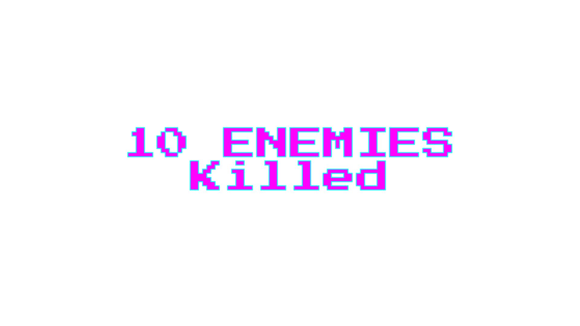 Icon for 10 Kill's