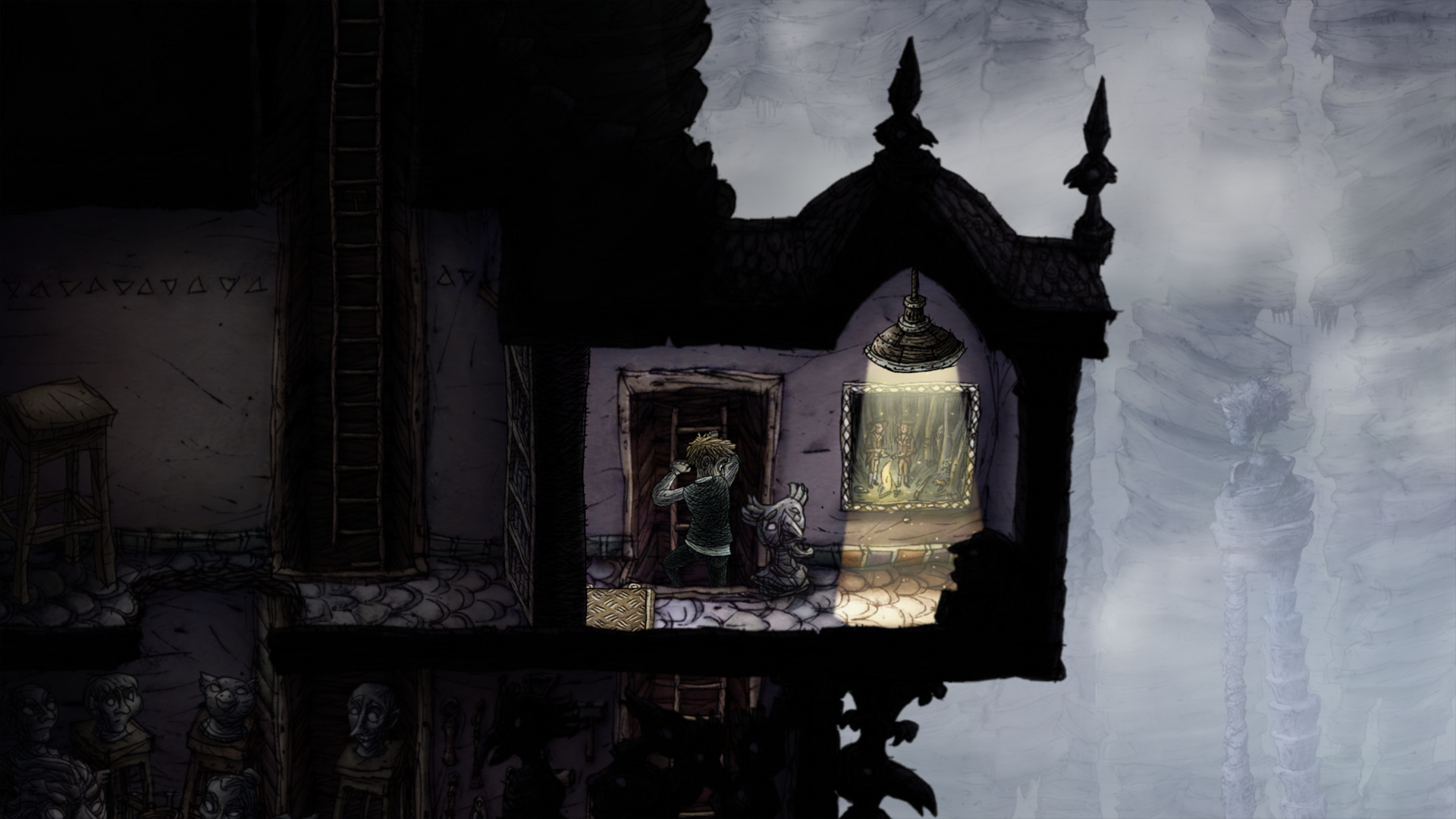 Icon for Secret Room Discovered!