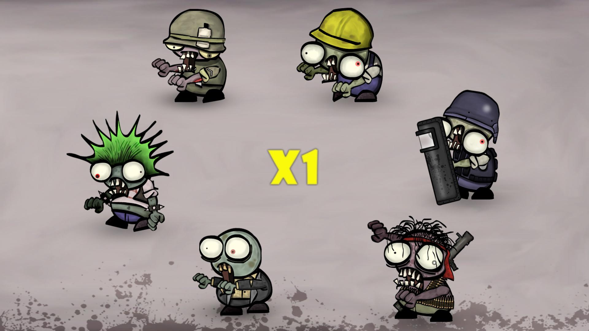 Icon for Zombie killer