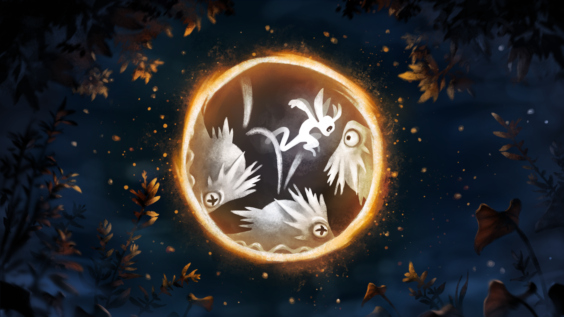 Flying Fury achievement for Ori and the Blind Forest on Nintendo Switch