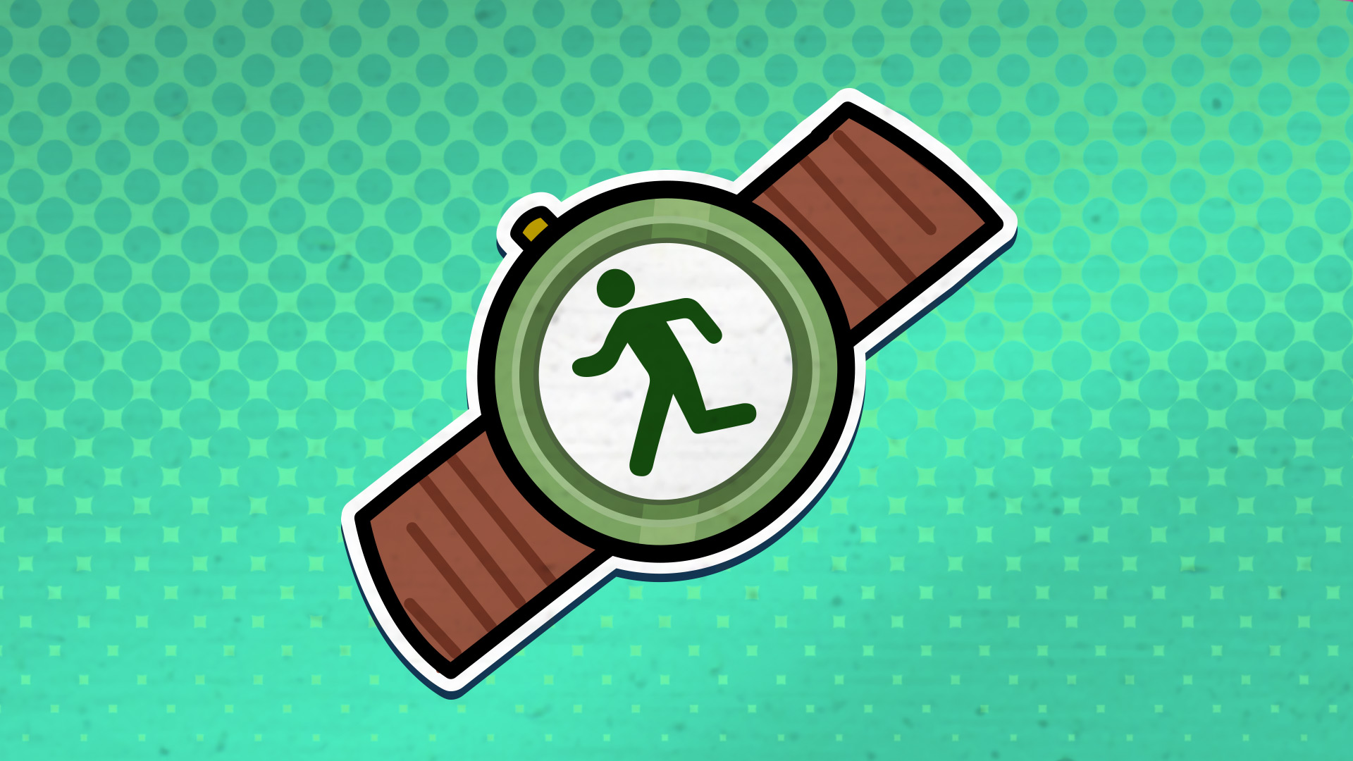 Icon for Time to Go!