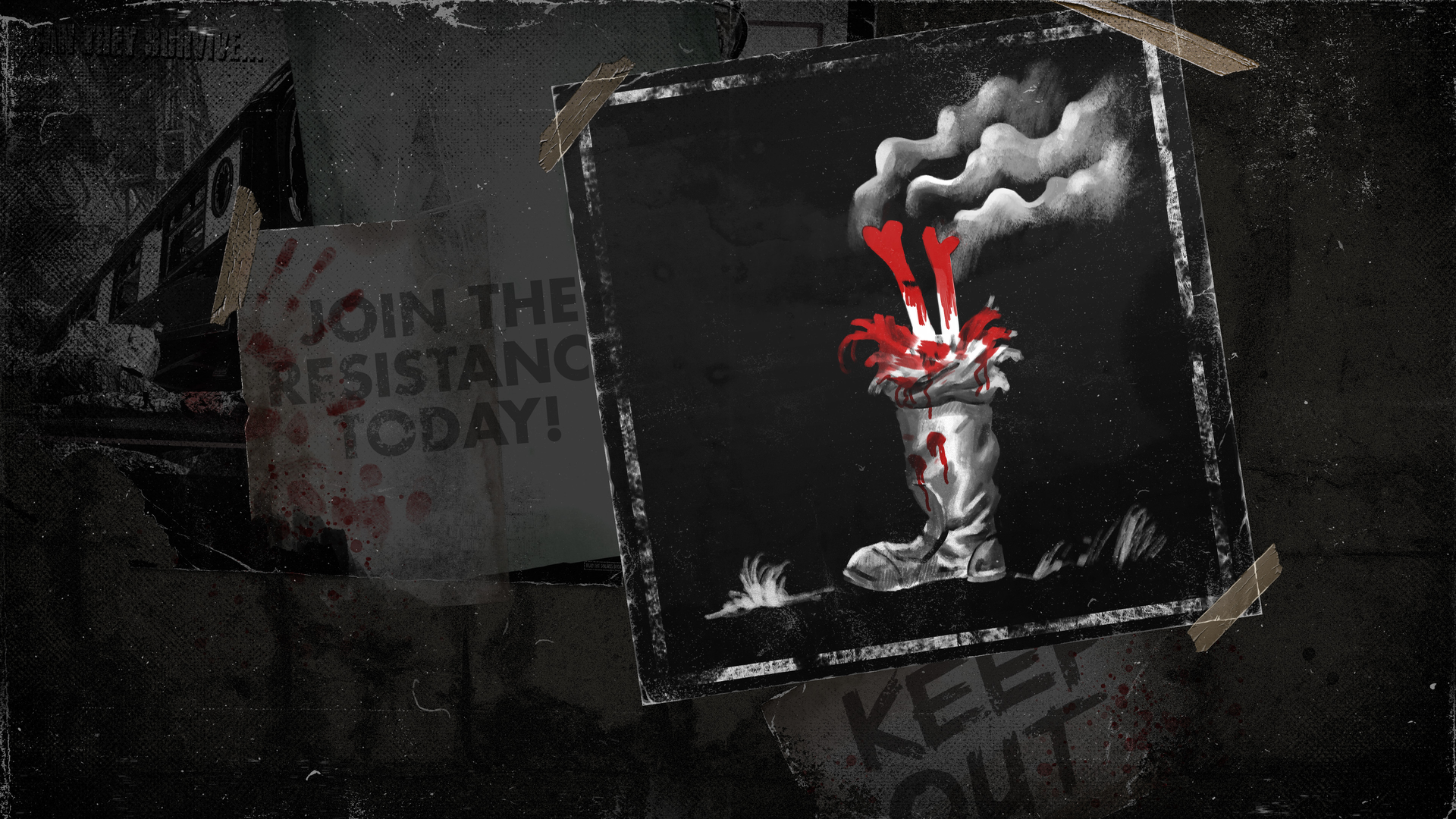 Icon for Leave the limbs you've lost