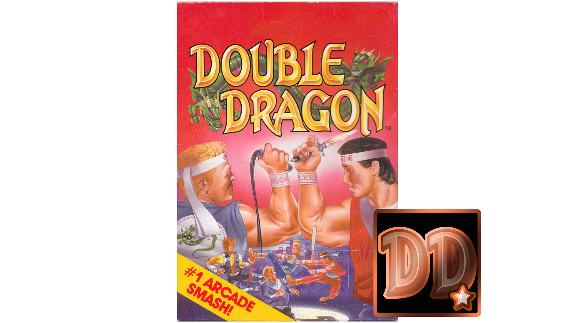Icon for Double Dragon Begins