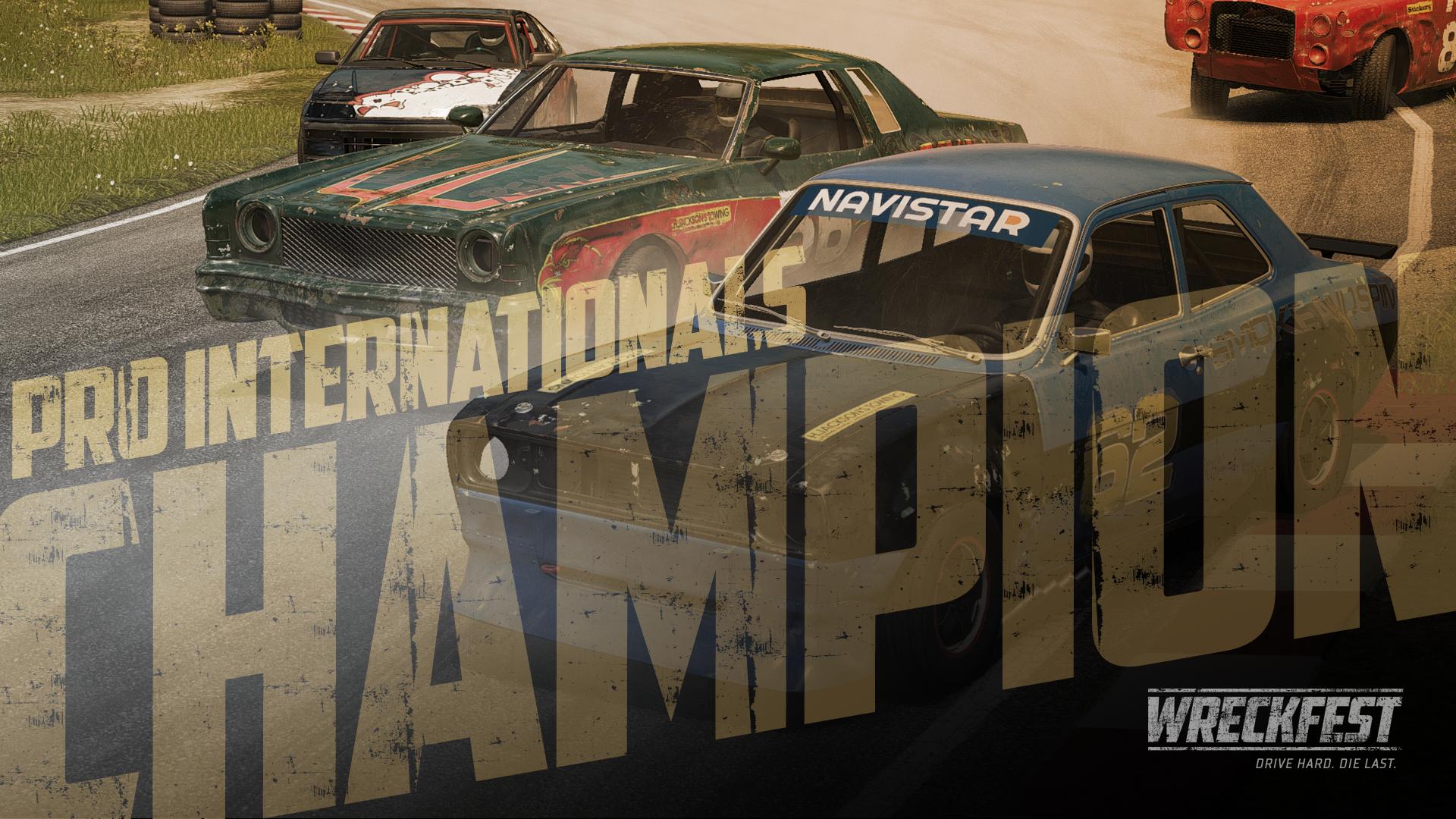 Pro Internationals Champion