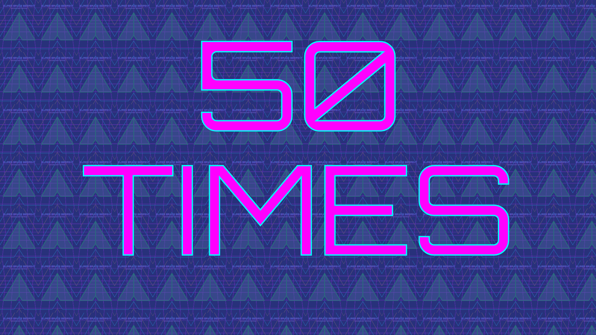 Icon for Played 50 times