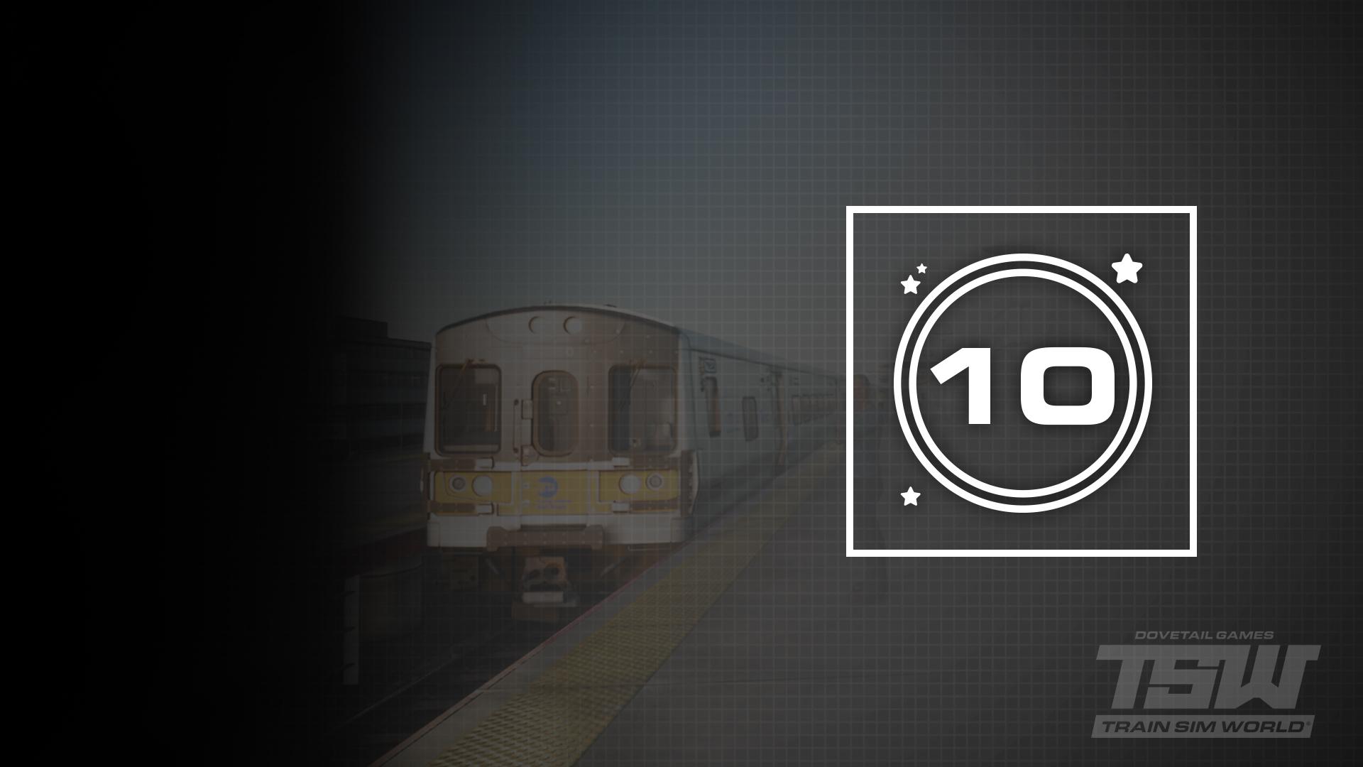M7: Seven Up achievement for Train Sim World: CSX Heavy Haul on Xbox One