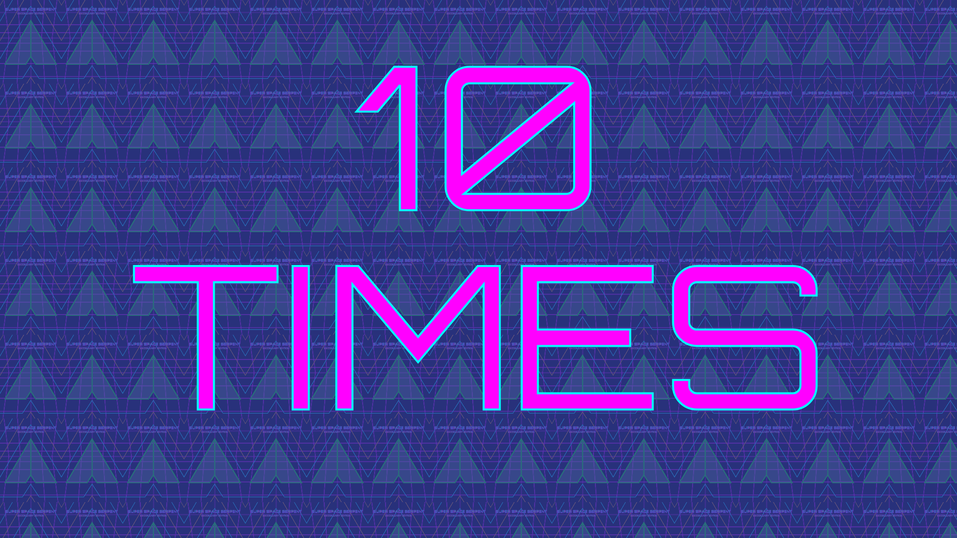 Icon for played 10 times