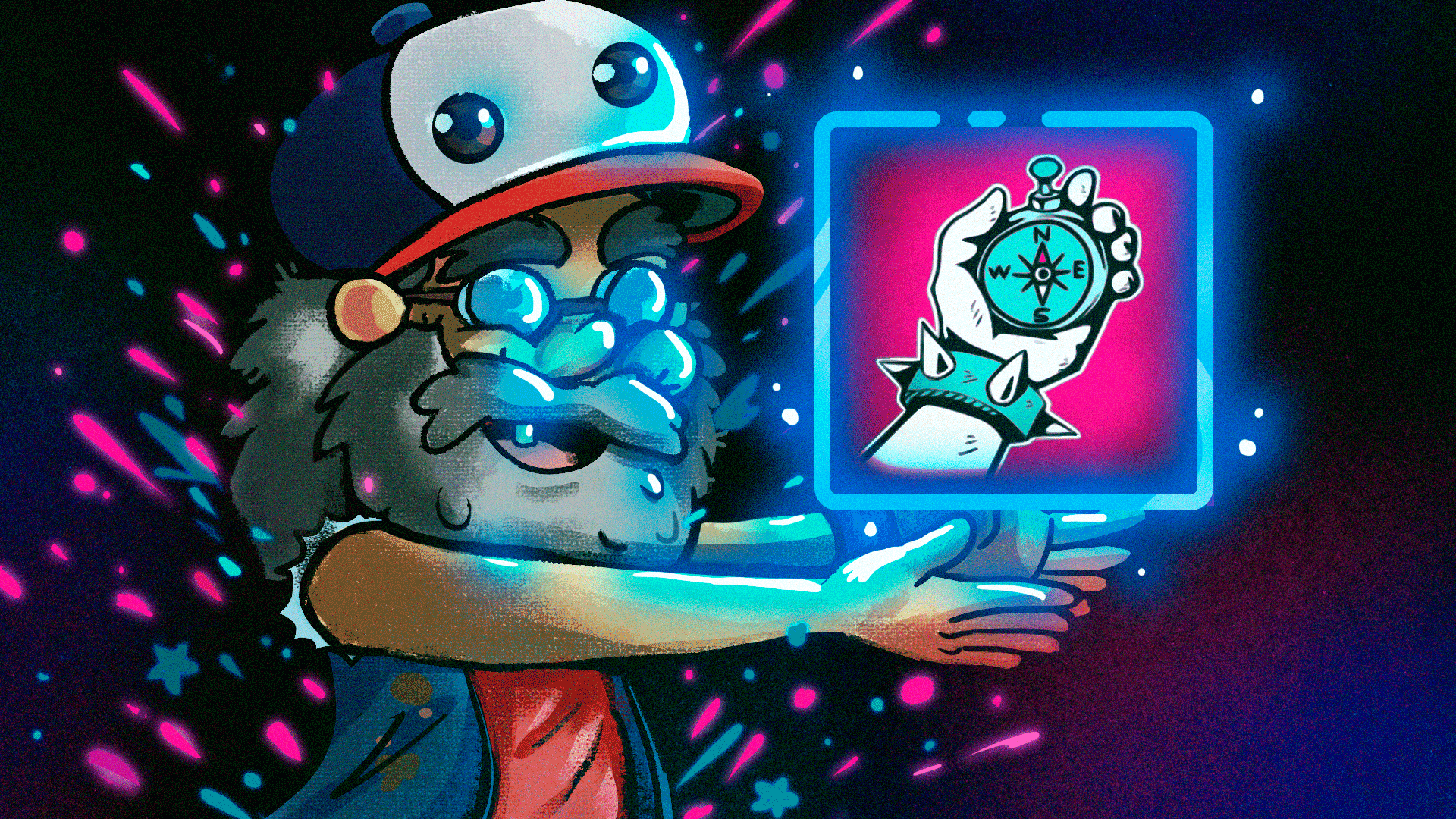 Icon for Rick Cousteau