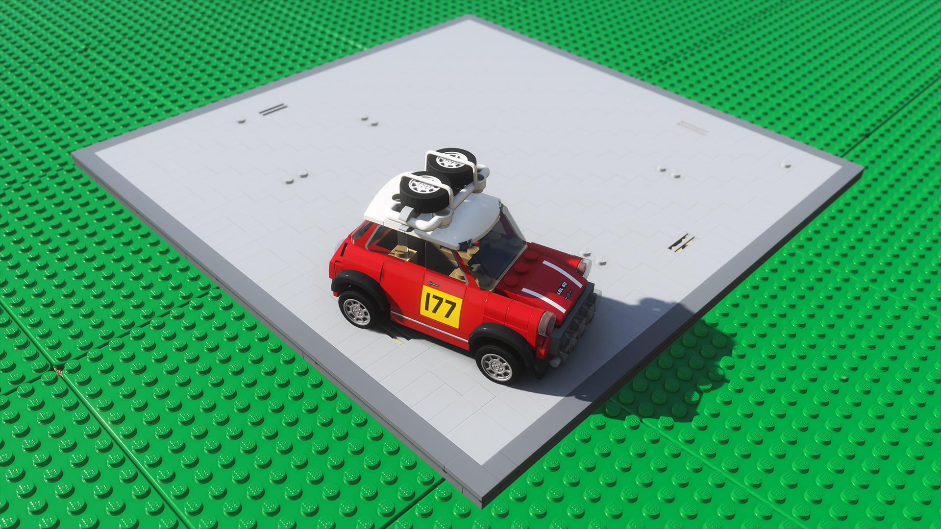 Welcome to LEGO Speed Champions