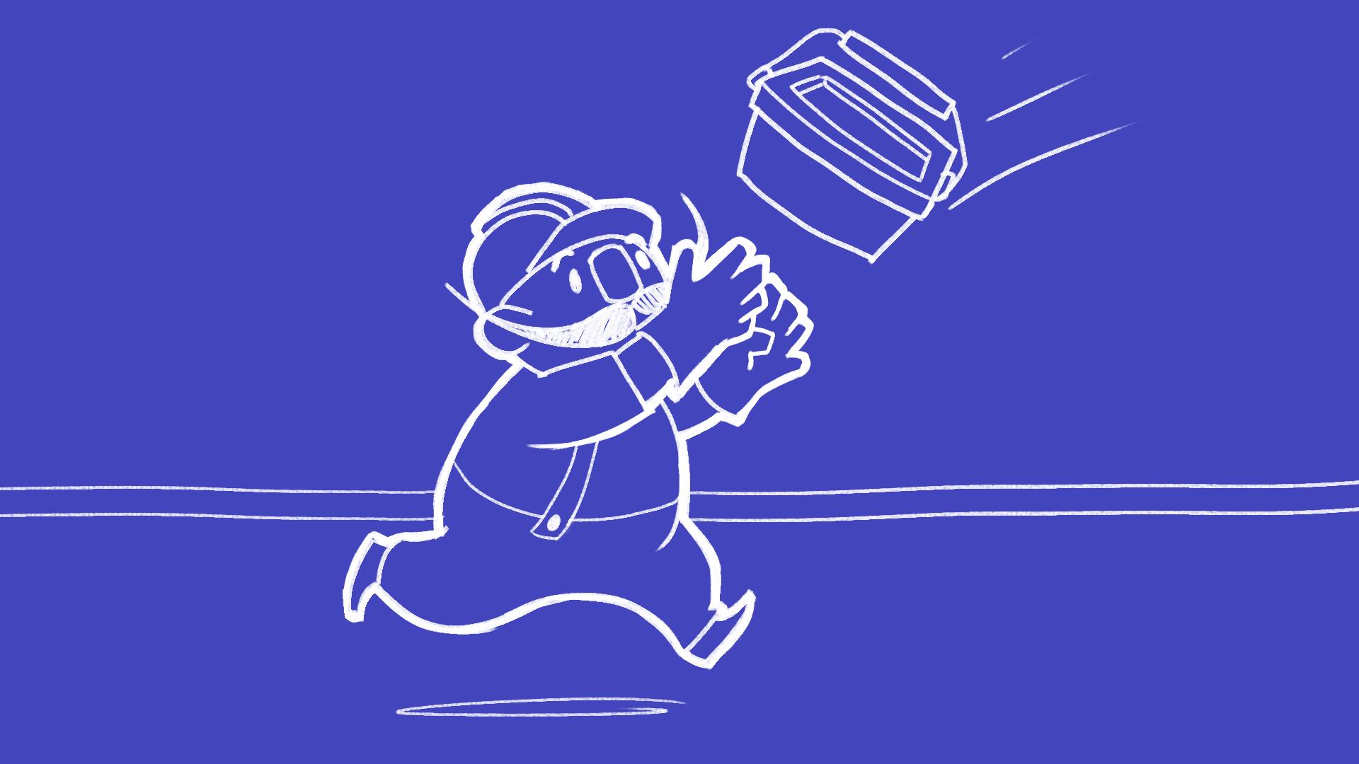 Icon for Catcher