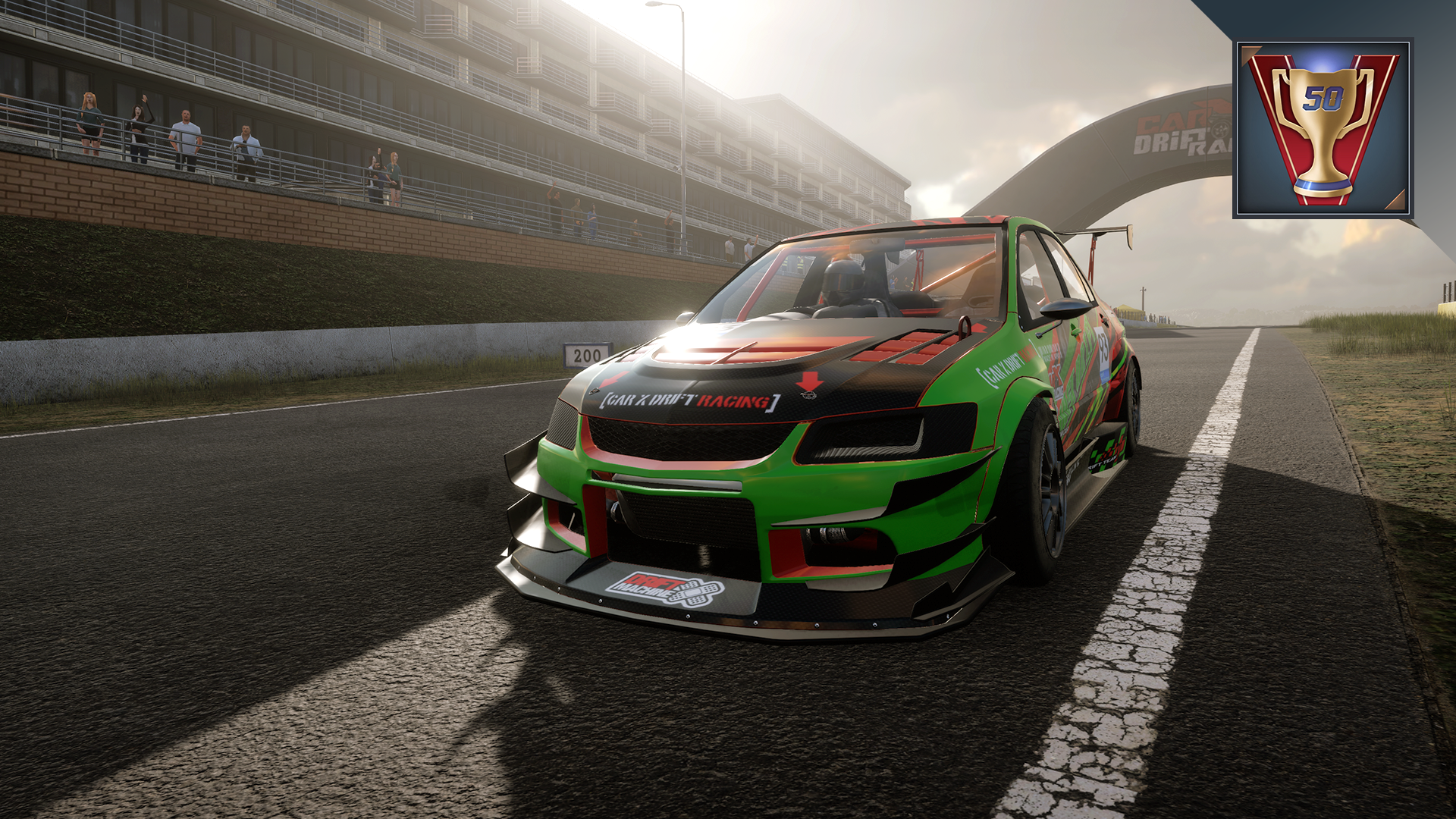 #Winner achievement for CarX Drift Racing Online on Xbox One