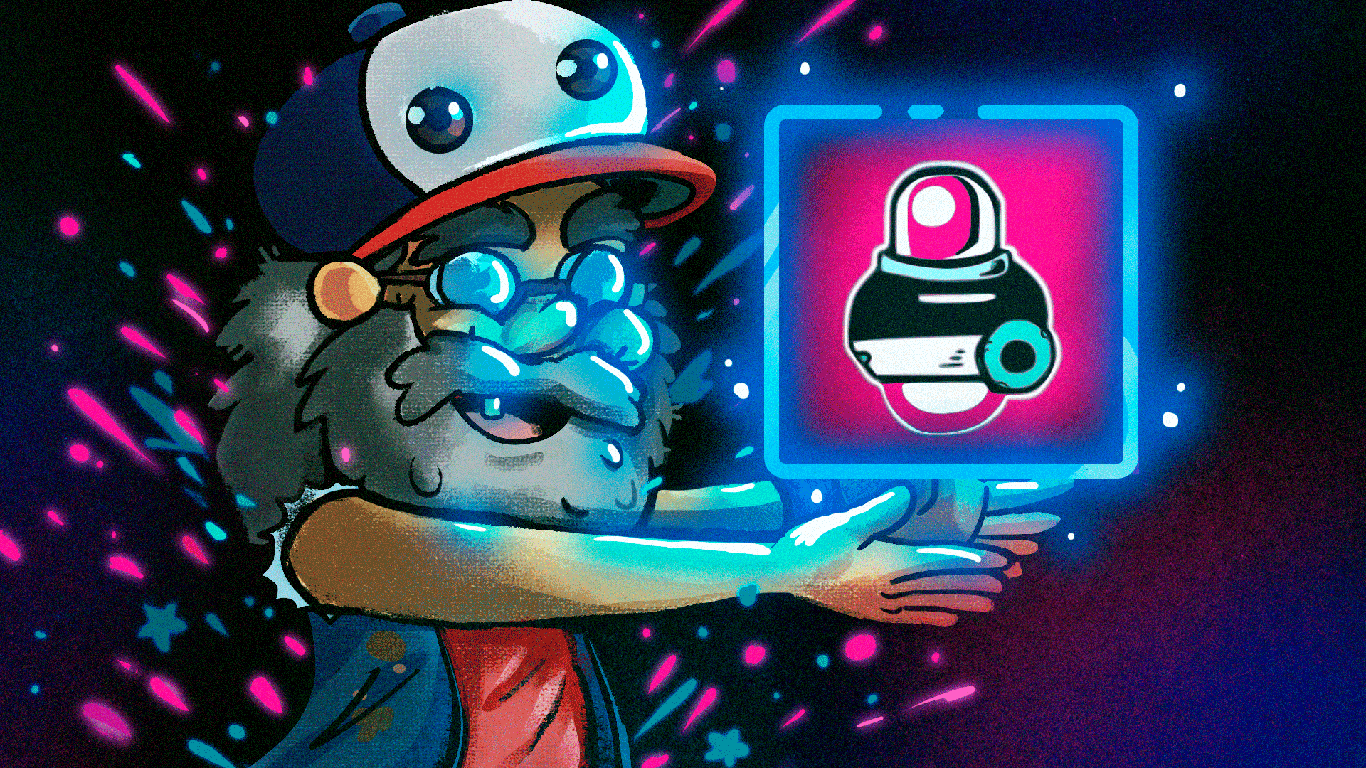 Icon for Technophile