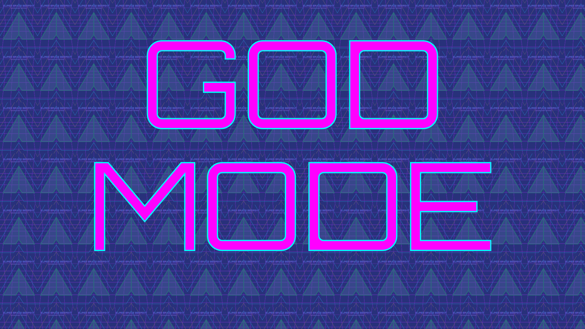 Icon for God Mode