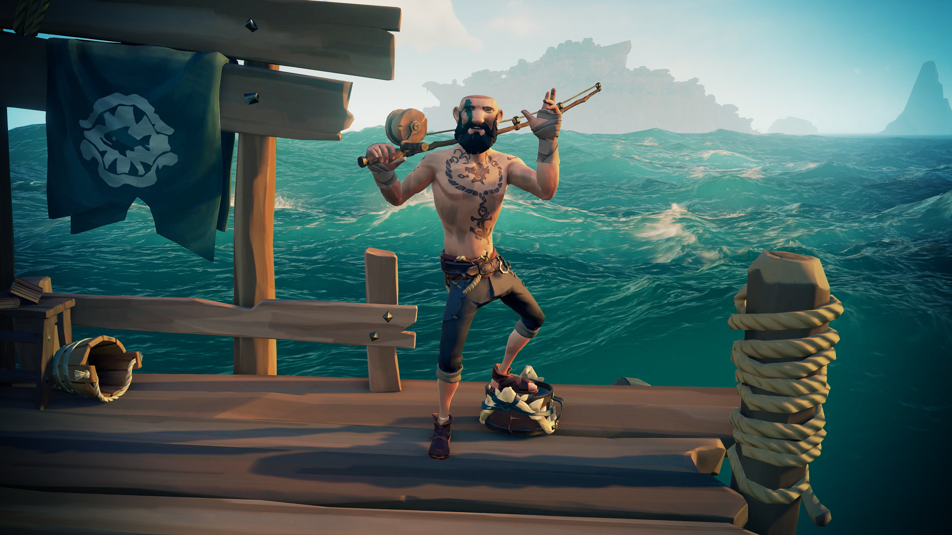Another Pirate's Treasure