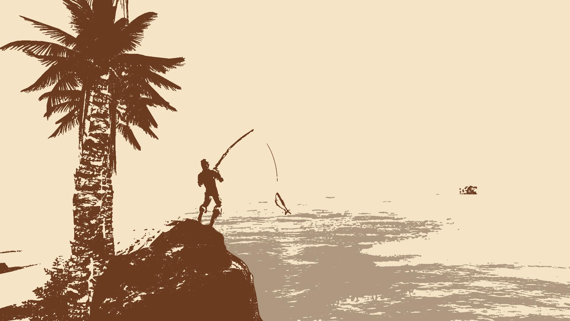 Fishing season is open!