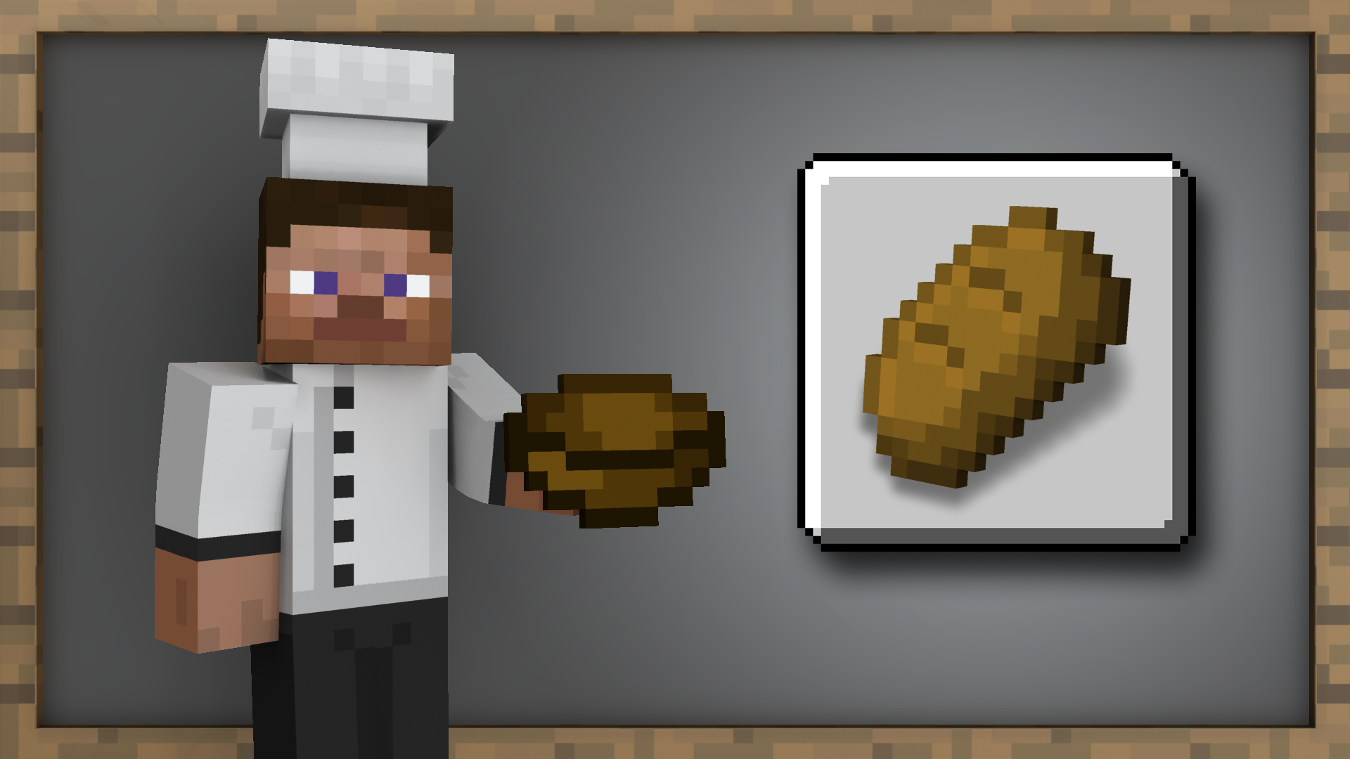 Bake Bread achievement for Minecraft on Windows Phone