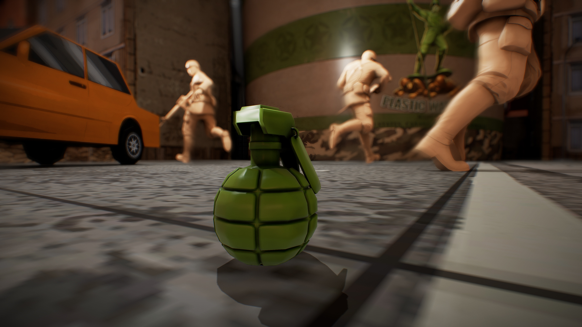 Icon for 100 Grenade Kills