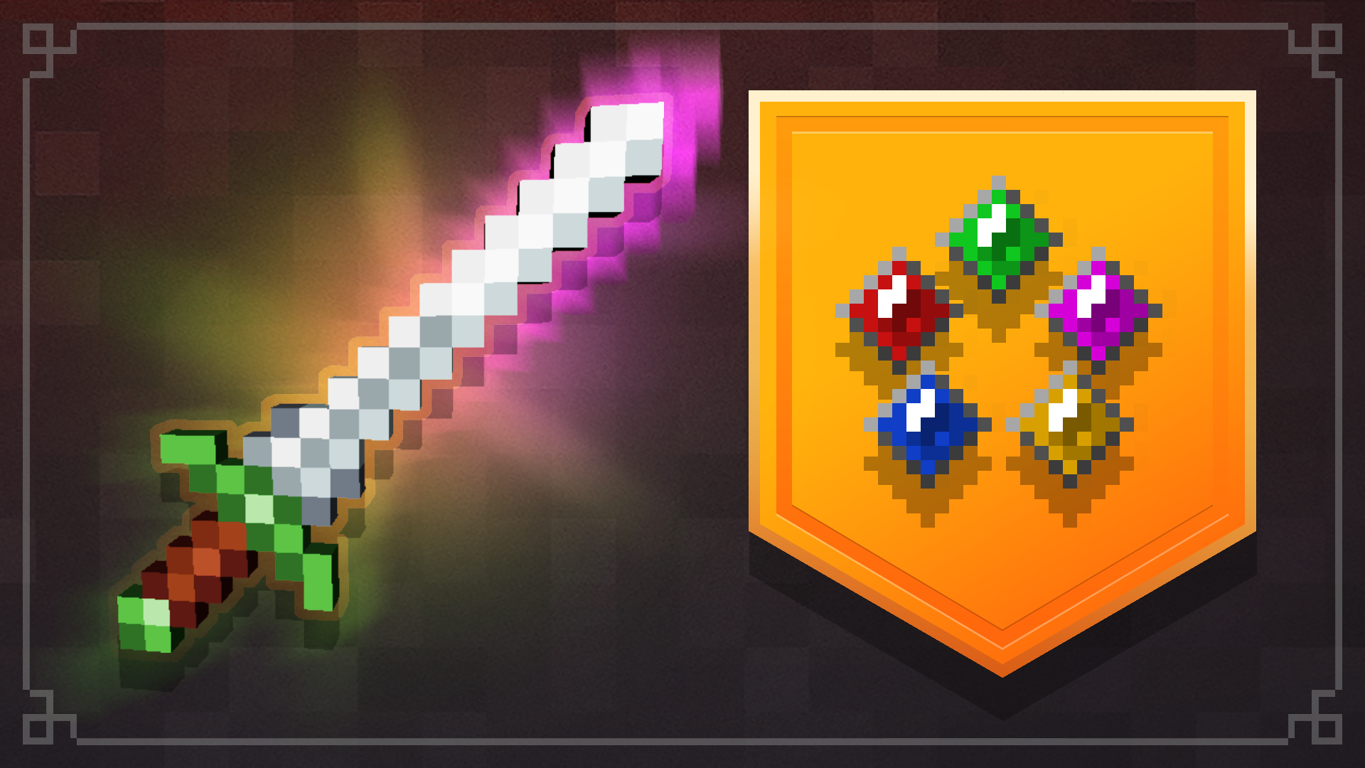 Icon for Seriously Overpowered