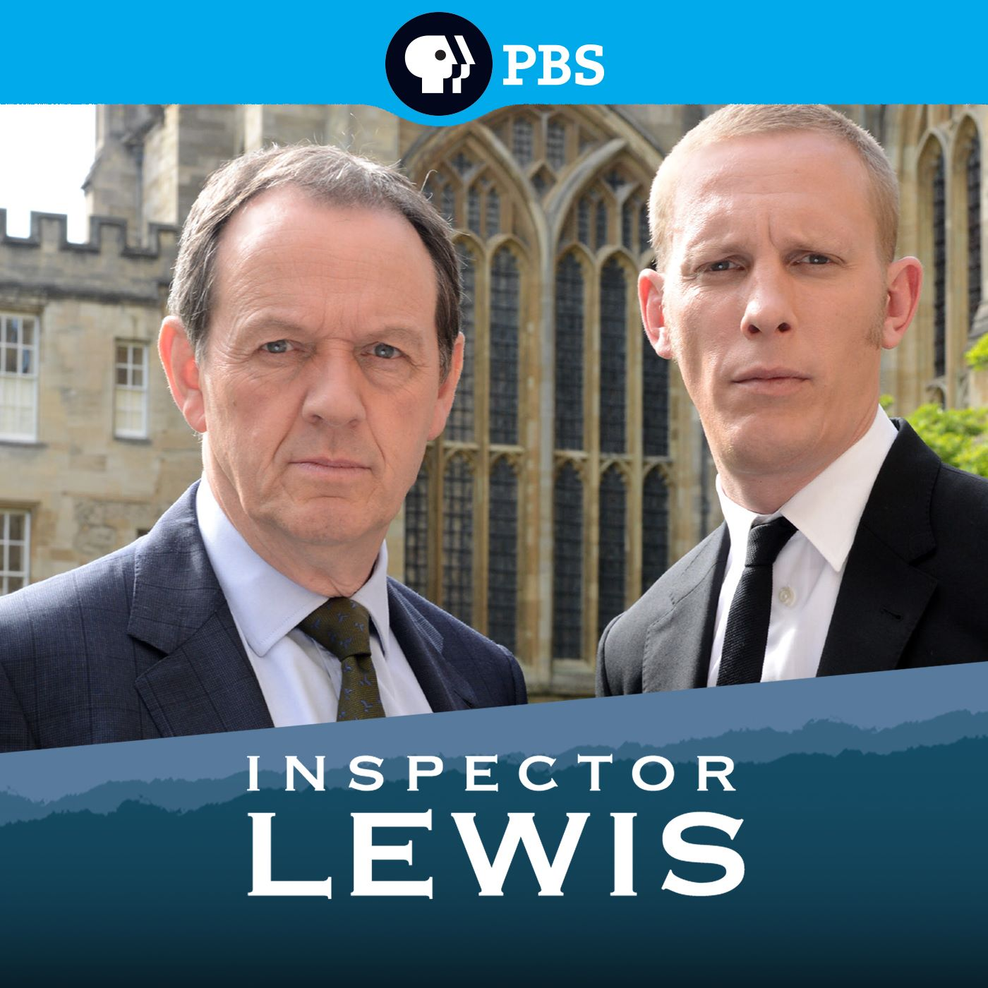 Detective Inspector Lewis and Detective Sergeant Hathaway in three new