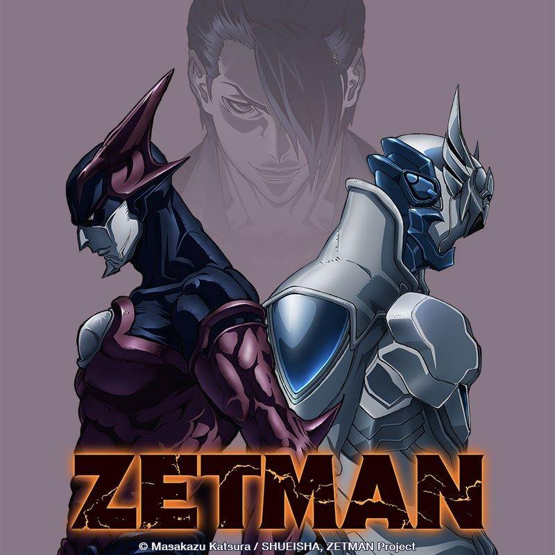 Zetman Anime Series Zetman The Complete Series
