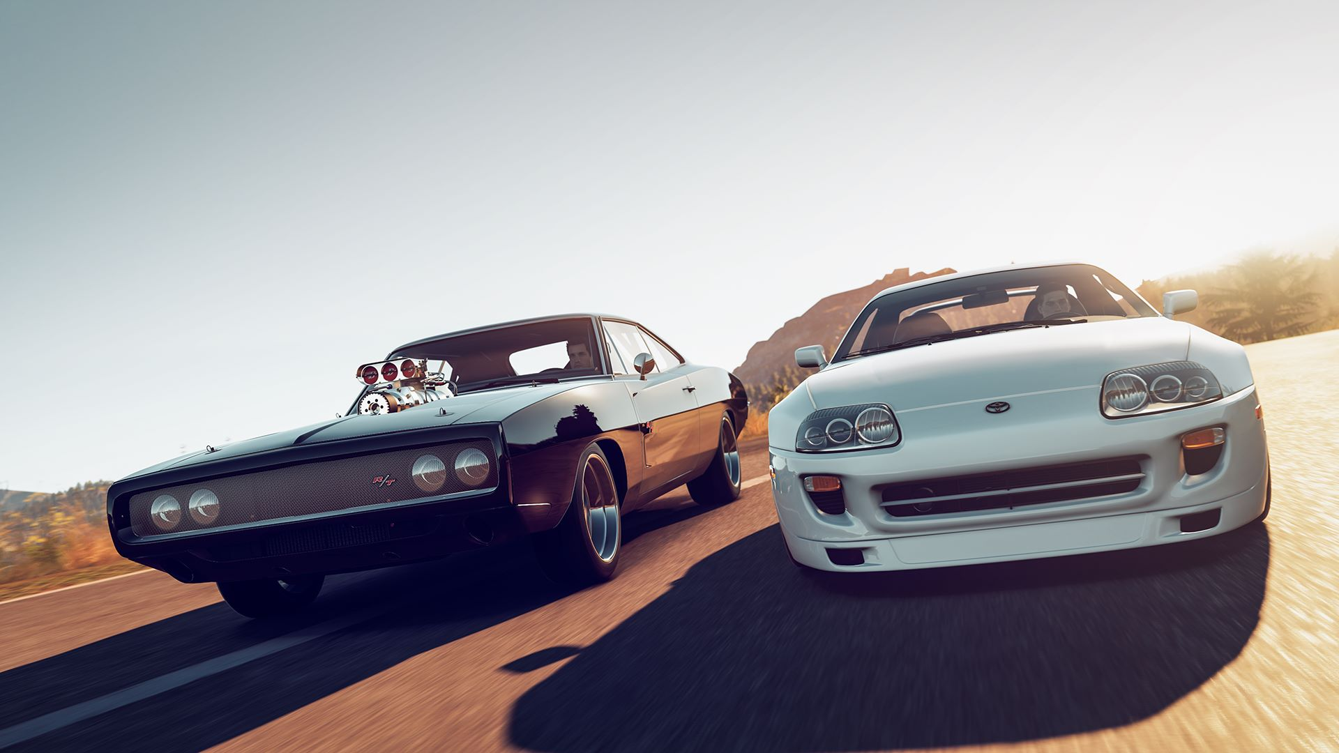 Toyota Supra Edition On The App Store: Forza Horizon 2 1998 Toyota Supra Fast & Furious Edition