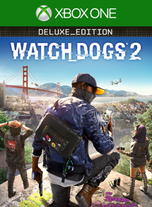 Watch_Dogs®2 - Deluxe Edition - предзаказ