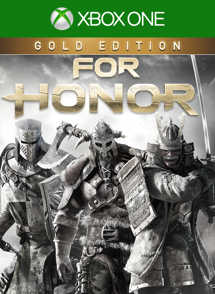 FOR HONOR GOLD EDITION - предзаказ