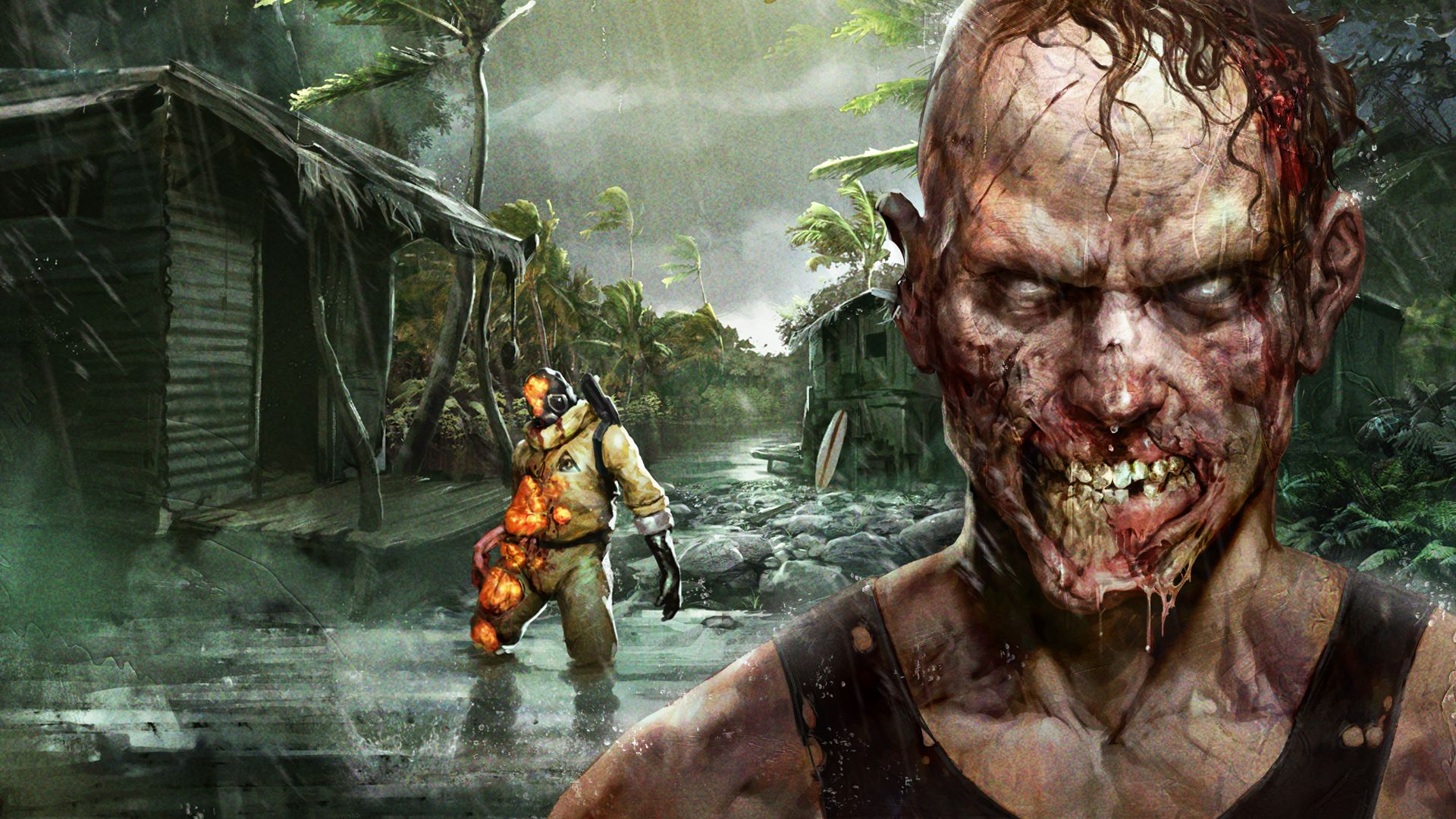 Dead Island Riptide Or Definitive