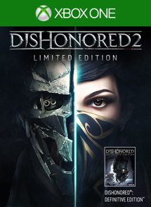 Dishonored 2 - предзаказ