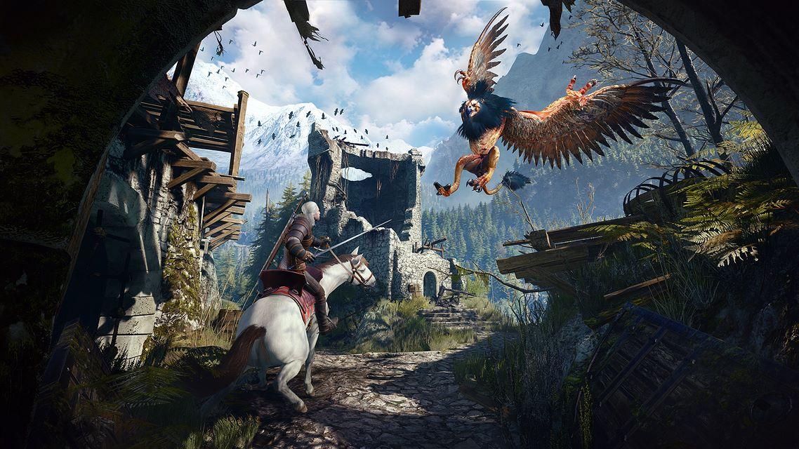 The Witcher 3: Wild Hunt 🐺