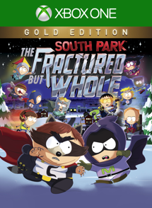 South Park™: The Fractured but Whole™ Gold Edition - предзаказ