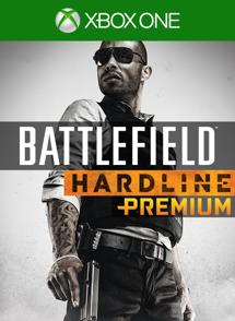 "Battlefieldâ""¢ Hardline Premium-Paket"