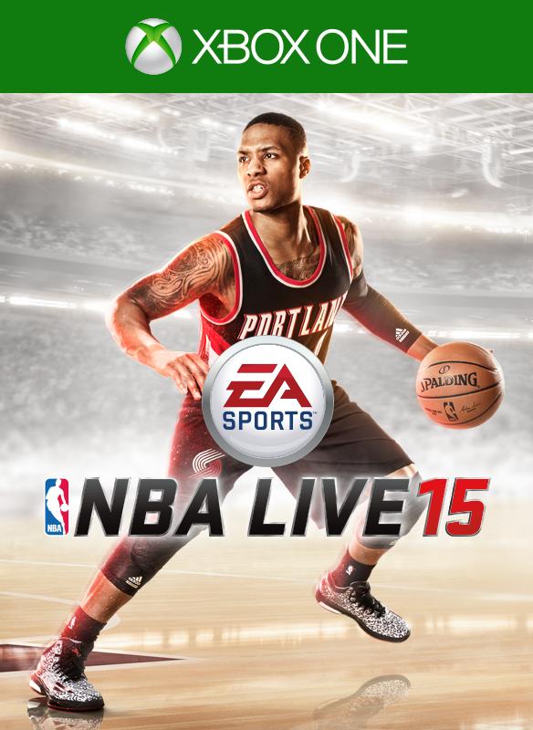 NBA LIVE 15 box shot