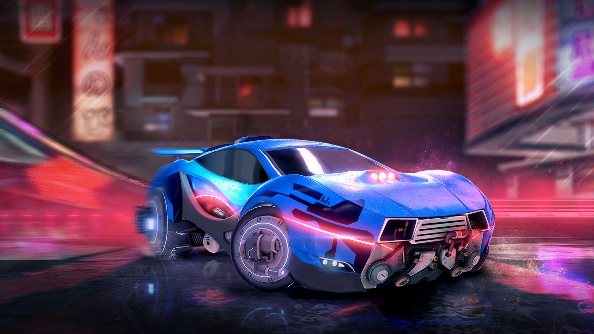Rocket League Masamune Best Car